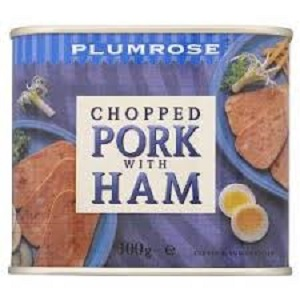CHOPPED HAM & PORK