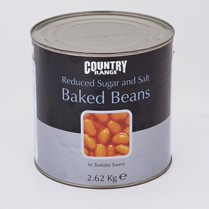 CR REDUCED BAKED BEANS 2.6