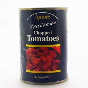400G CHOPPED TOMS