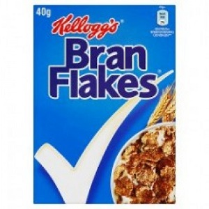 brand flakes portions