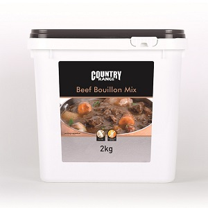 CR Beef bouillon mix