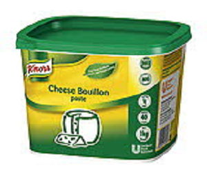 knorr cheese bouillon paste