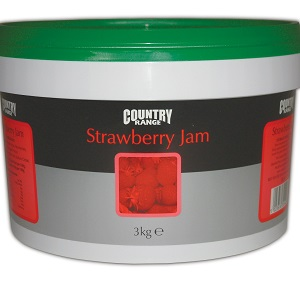 Strawberry jam 3kg