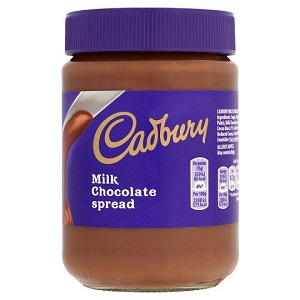 Cadburys choclate spread
