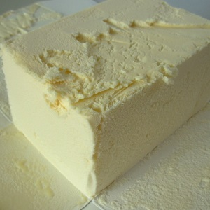 MCNABS VANILLA ICE CREAM BRICK