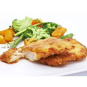 THEOS FROZEN AMERICAN BATTERED CHICKEN FILLETS