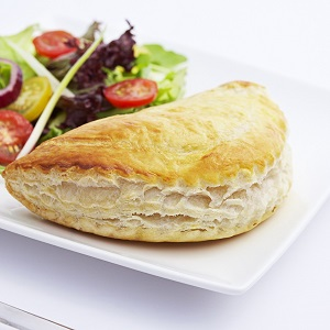 CR CHEESE & ONION PASTY