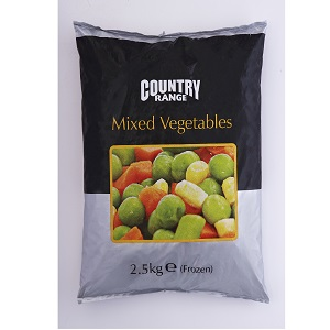 COUNTRY RANGE MIXED VEGETABLES