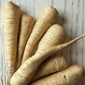 GREENS PARSNIPS WHOLE BABY