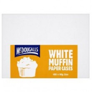 MCDOUGALLS MUFFIN CASES