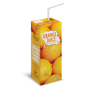 CR ORANGE JUICE CARTONS