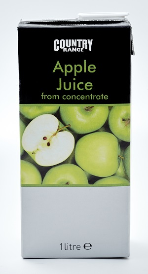 APPLE JUICE 1LTR