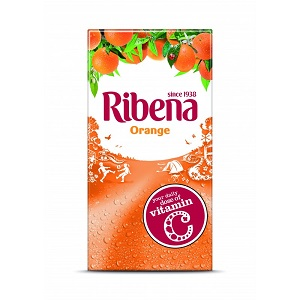 RIBENA CARTON ORANGE