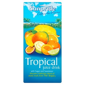 SUNPRIDE TROPICAL JUICE